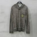 D&G(돌체&가바나) 브라운 컬러 모 혼방 여성용 후드 티셔츠 [부산센텀본점]
