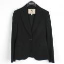 Burberry(버버리) 울혼방 블랙 컬러 여성용 자켓 [잠실점]