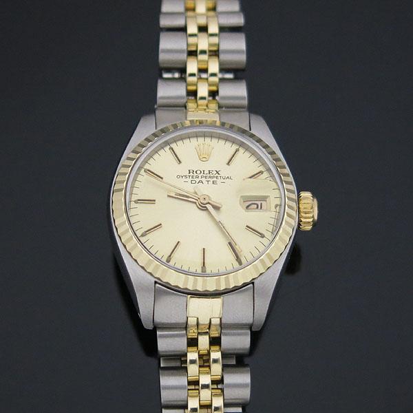 Rolex(로렉스) 빈티지 6917 14K 콤비 여성용 시계 [대구동성로점]