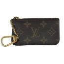 Louis Vuitton(루이비통) M62650 모노그램 캔버스 키 체인지 홀더 카드명함 겸 동전 지갑 [대구반월당본점]