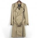 Burberry(버버리) 런던 여성용 카키 베이지 견장 빈티지 트렌치 코트 (벨트SET) [잠실점]