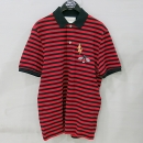 Gucci(구찌) 19SS 545716 레드 블랙 스트라이트 폴로 반팔 남성용 셔츠 [부산센텀본점]
