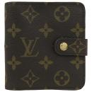 Louis Vuitton(루이비통) M61667 모노그램 캔버스 지퍼 컴팩트 월릿 반지갑 [강남본점]