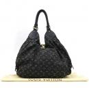 Louis Vuitton(루이비통) M95510 블랙 모노그램 데님 마히나 XL 숄더백 [강남본점]