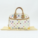 Louis Vuitton(루이비통) M92663 모노그램 멀티 화이트 트루빌 토트백 [강남본점]