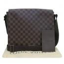 Louis Vuitton(루이비통) N41212 다미에 에벤 캔버스 디스트릭트 MM 크로스백 [부산센텀본점]