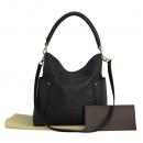 Louis Vuitton(루이비통) M50072 모노그램 앙프렝뜨 블랙 BAGATELLE 바가텔 호보 숄더백 + 숄더스트랩 2WAY [대구반월당본점]