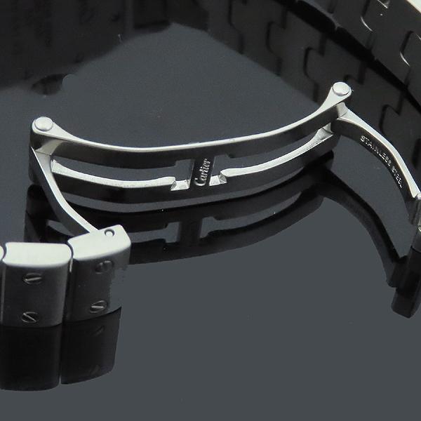 Cartier(까르띠에) 산토스 갈베 S 사이즈 쿼츠 스틸 여성용 시계 [인천점] 이미지4 - 고이비토 중고명품