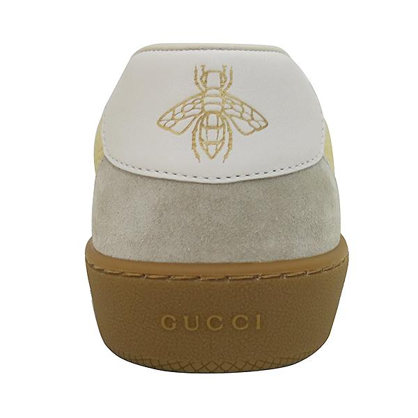 Gucci(구찌) 521681 스웨이드 웹 디테일 스니커즈 [부산센텀본점] 이미지5 - 고이비토 중고명품