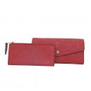 Louis Vuitton(루이비통) M60491 모노그램 앙프렝뜨 큐리어스 윌릿 장지갑 + 보조지갑 [부산센텀본점]