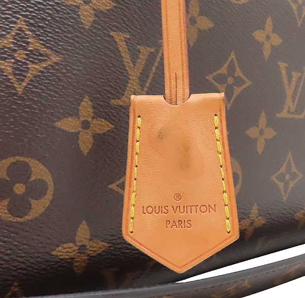 Louis Vuitton(루이비통) M41056 모노그램 캔버스 몽테뉴 MM 토트백 + 숄더스트랩 [인천점] 이미지4 - 고이비토 중고명품