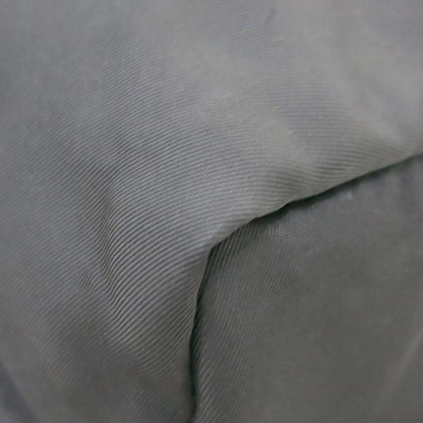 Prada(프라다) V136 TESSUTO 블랙 패브릭 집업 포켓 백팩 [부산센텀본점] 이미지6 - 고이비토 중고명품