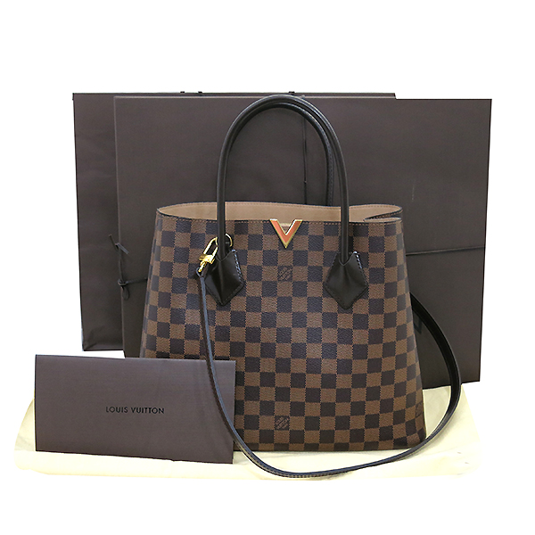 Louis Vuitton(루이비통) N41435 다미에 에벤 켄싱턴 2WAY [부산센텀본점]