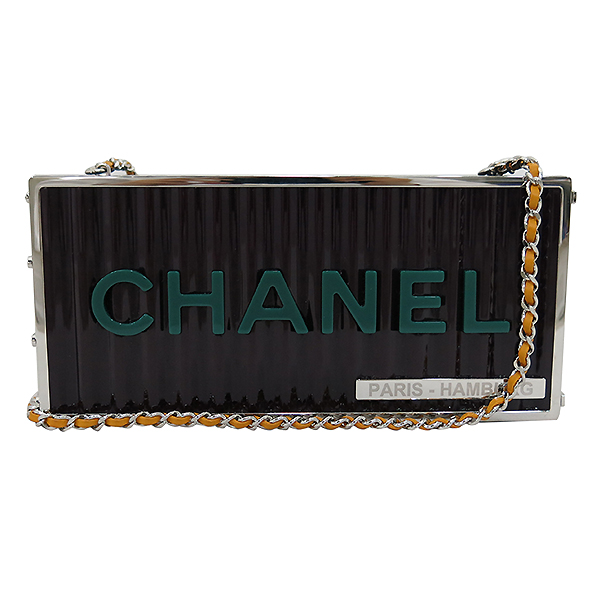 Chanel(샤넬) A94670 PARIS HAMBURG(함부르크) 한정판 컨테이너 체인 크로스백 [부산센텀본점] 이미지2 - 고이비토 중고명품