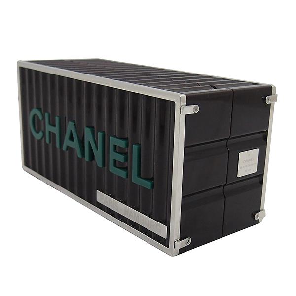 Chanel(샤넬) A94670 PARIS HAMBURG(함부르크) 한정판 컨테이너 체인 크로스백 [부산센텀본점] 이미지3 - 고이비토 중고명품