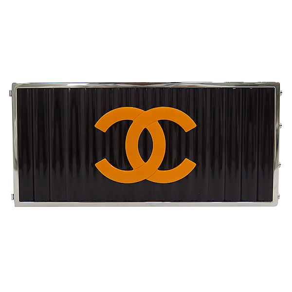 Chanel(샤넬) A94670 PARIS HAMBURG(함부르크) 한정판 컨테이너 체인 크로스백 [부산센텀본점] 이미지4 - 고이비토 중고명품