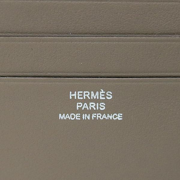 Hermes(에르메스) 레더 시티즌 silk'in 8크레딧카드 반지갑 [부산센텀본점] 이미지4 - 고이비토 중고명품