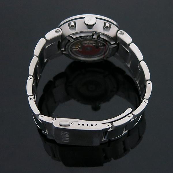ORIS(오리스) 01 735 7651 4174 TT1 데이 데이트 오토매틱 스틸밴드 남성용 시계 [부산센텀본점] 이미지5 - 고이비토 중고명품