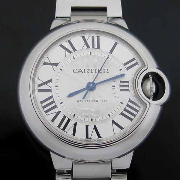 Cartier(까르띠에) W6920071 BALLON BLEU 발롱블루 33MM 오토매틱 스틸 여성용시계 [부산센텀본점] 이미지2 - 고이비토 중고명품
