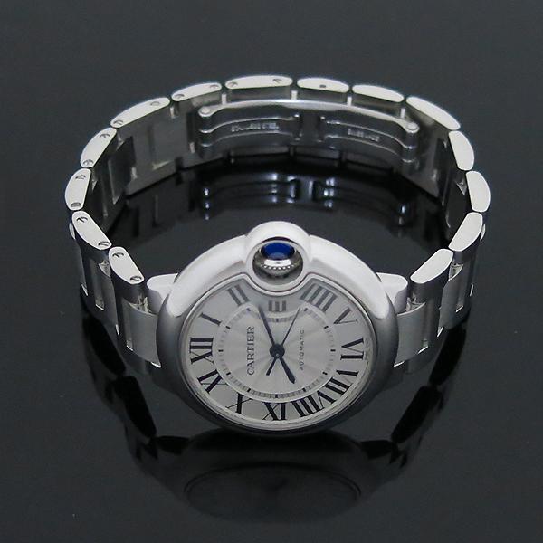 Cartier(까르띠에) W6920071 BALLON BLEU 발롱블루 33MM 오토매틱 스틸 여성용시계 [부산센텀본점] 이미지3 - 고이비토 중고명품