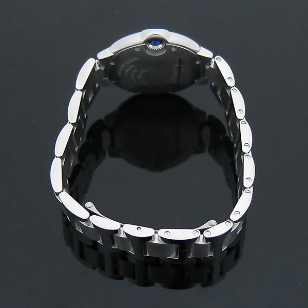 Cartier(까르띠에) W6920071 BALLON BLEU 발롱블루 33MM 오토매틱 스틸 여성용시계 [부산센텀본점] 이미지4 - 고이비토 중고명품
