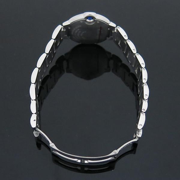Cartier(까르띠에) W6920071 BALLON BLEU 발롱블루 33MM 오토매틱 스틸 여성용시계 [부산센텀본점] 이미지5 - 고이비토 중고명품