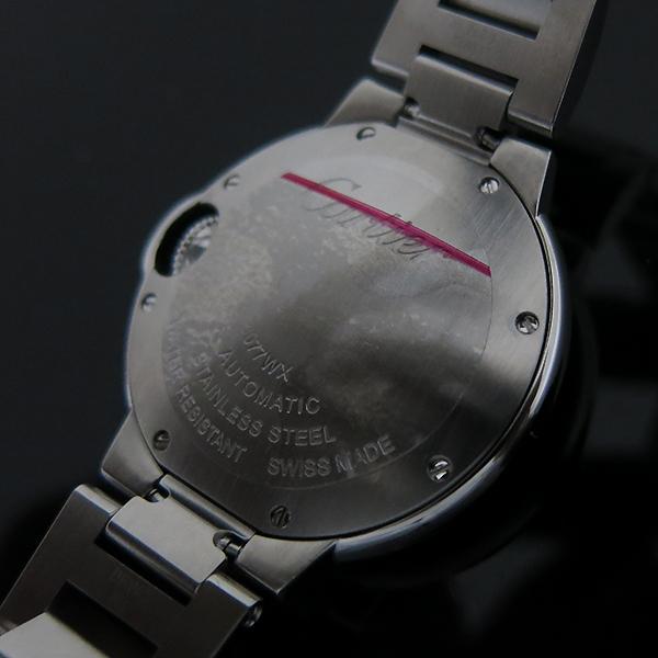 Cartier(까르띠에) W6920071 BALLON BLEU 발롱블루 33MM 오토매틱 스틸 여성용시계 [부산센텀본점] 이미지6 - 고이비토 중고명품