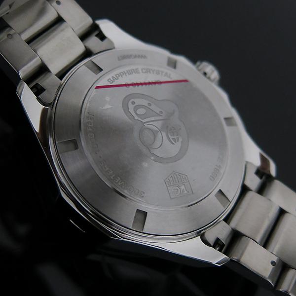 Tag Heuer(태그호이어) CAY1110.BA0927 AQUARACER(아쿠아레이서) 크로노그래프 쿼츠 스틸 남성용 시계 [부산서면롯데점] 이미지6 - 고이비토 중고명품