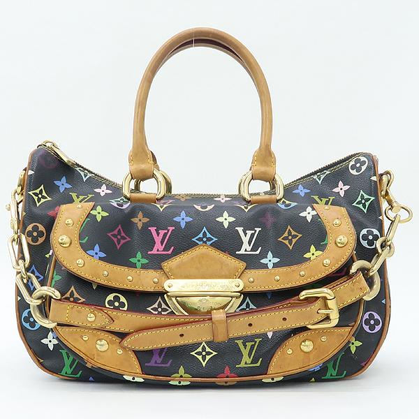 Louis Vuitton(루이비통) M40126 모노그램 멀티 블랙 리타 토트백 + 숄더스트랩 2WAY [강남본점] 이미지2 - 고이비토 중고명품