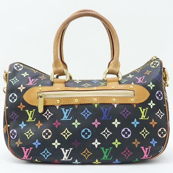 Louis Vuitton(루이비통) M40126 모노그램 멀티 블랙 리타 토트백 + 숄더스트랩 2WAY [강남본점] 이미지4 - 고이비토 중고명품