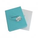 Tiffany(티파니) 루베이도™ 실버 925 1837 M 사이즈 반지 - 9호 (국내사이즈 20호) [대구반월당본점]