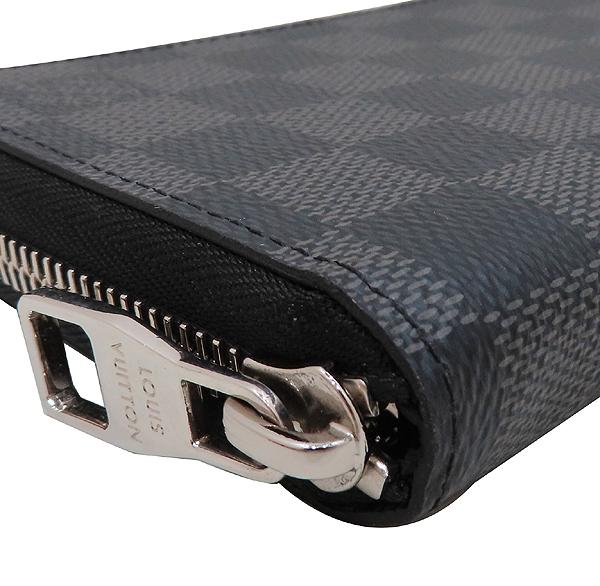 Louis Vuitton(루이비통) N63095 다미에 그라피트 캔버스 지피 월릿 버티컬 장지갑 [인천점] 이미지4 - 고이비토 중고명품