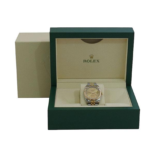 Rolex(로렉스) 116233 DATEJUST(데이저스트) 18K 골드 콤비 남성용시계 [대구동성로점]