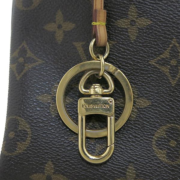 Louis Vuitton(루이비통) M40249 모노그램 캔버스 앗치 MM 숄더백 [부산센텀본점] 이미지5 - 고이비토 중고명품