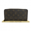 Louis Vuitton(루이비통) M60017 모노그램 캔버스 지피 장지갑 [부산센텀본점]