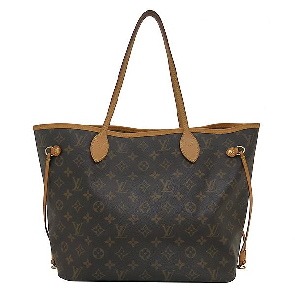 Louis Vuitton(루이비통) M40156 모노그램 캔버스 네버풀 MM 숄더백 [부산서면롯데점] 이미지2 - 고이비토 중고명품