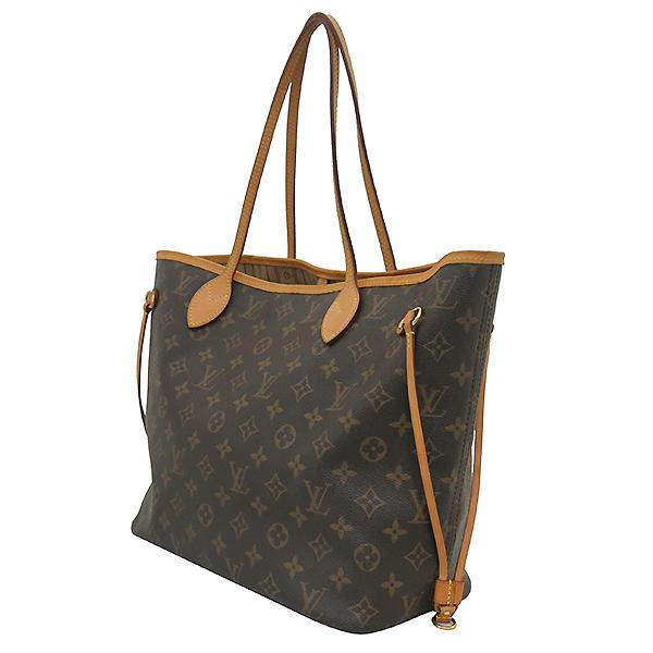 Louis Vuitton(루이비통) M40156 모노그램 캔버스 네버풀 MM 숄더백 [부산서면롯데점] 이미지3 - 고이비토 중고명품