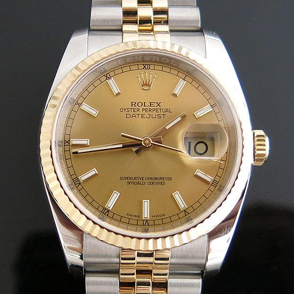 Rolex(로렉스) 116233 DATEJUST(데이저스트) 18K 골드 콤비 남성용시계 [대구동성로점] 이미지2 - 고이비토 중고명품