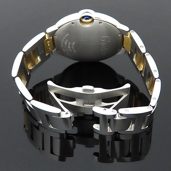 Cartier(까르띠에) W2BB0022 Ballon Bleu(발롱 블루) 드 까르띠에 18K 콤비 오토매틱 42MM 남성용 시계 [대전본점] 이미지4 - 고이비토 중고명품