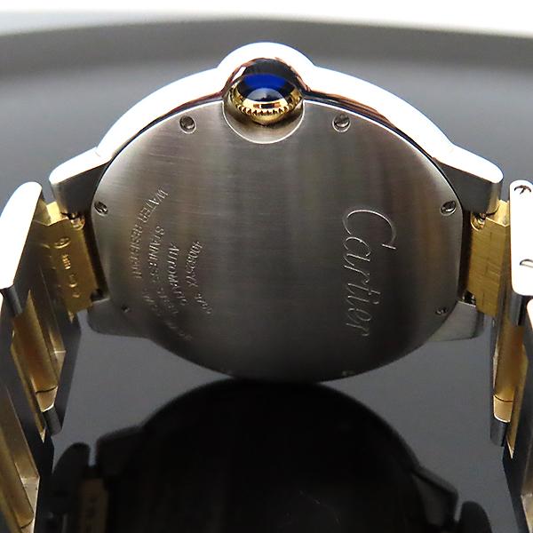 Cartier(까르띠에) W2BB0022 Ballon Bleu(발롱 블루) 드 까르띠에 18K 콤비 오토매틱 42MM 남성용 시계 [대전본점] 이미지5 - 고이비토 중고명품