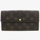 Louis Vuitton(루이비통) M61734 모노그램 캔버스 사라 월릿 장지갑 [강남본점]