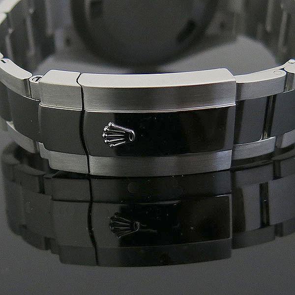 Rolex(로렉스) 126334 DATEJUST (데이저스트) 신형 41MM 화이트골드 플루티드 베젤 다크로듐 썬레이 다이얼 10포인트 다이아 셋팅 오이스터 스틸 밴드 오토매틱 남성용 시계 [대구동성로점] 이미지5 - 고이비토 중고명품