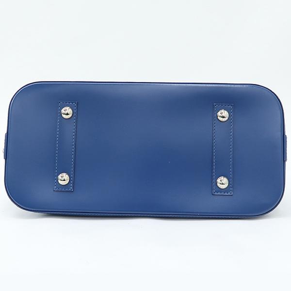Louis Vuitton(루이비통)  블루 레더 에삐 알마 MM 토트백 [강남본점] 이미지3 - 고이비토 중고명품