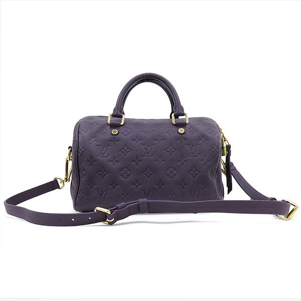 Louis Vuitton(루이비통) M40765 모노그램 앙프렝뜨 반둘리에 스피디 25 토트백 + 숄더스트랩 [강남본점] 이미지2 - 고이비토 중고명품