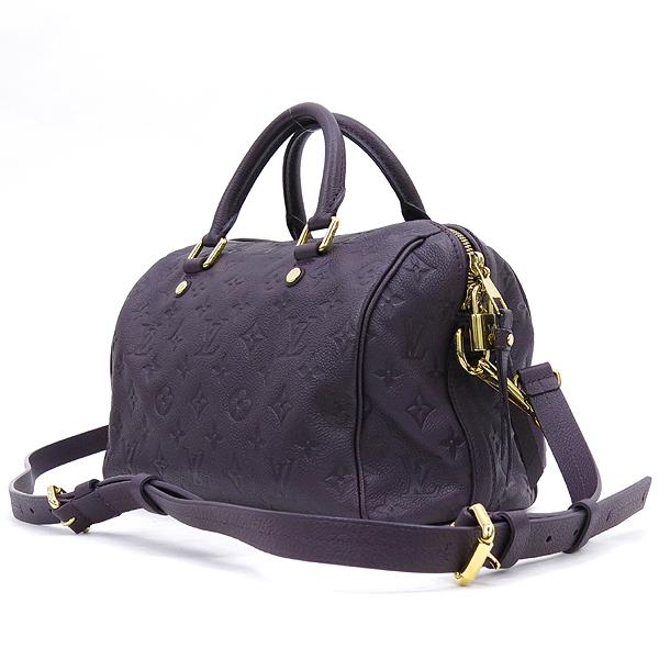 Louis Vuitton(루이비통) M40765 모노그램 앙프렝뜨 반둘리에 스피디 25 토트백 + 숄더스트랩 [강남본점] 이미지3 - 고이비토 중고명품