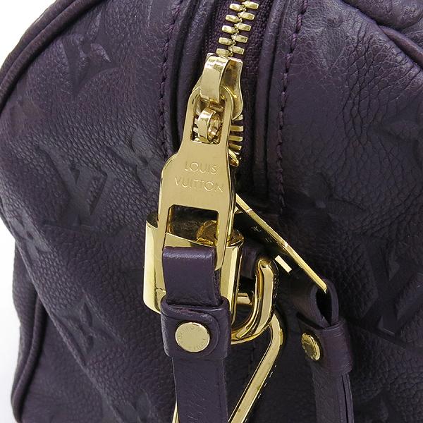 Louis Vuitton(루이비통) M40765 모노그램 앙프렝뜨 반둘리에 스피디 25 토트백 + 숄더스트랩 [강남본점] 이미지4 - 고이비토 중고명품