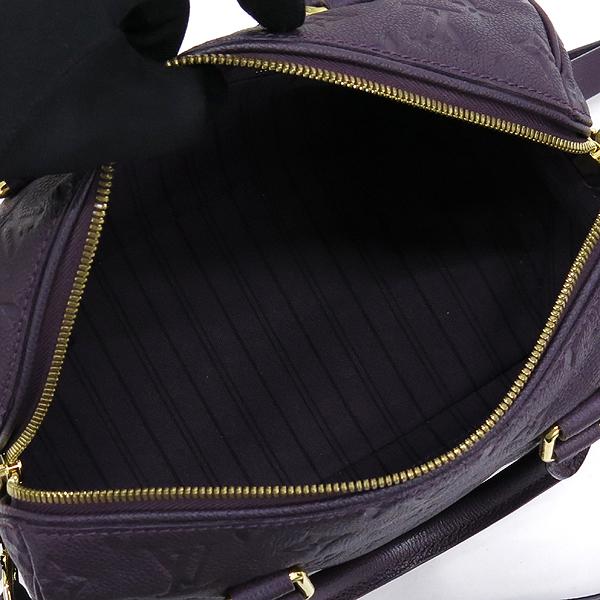 Louis Vuitton(루이비통) M40765 모노그램 앙프렝뜨 반둘리에 스피디 25 토트백 + 숄더스트랩 [강남본점] 이미지5 - 고이비토 중고명품