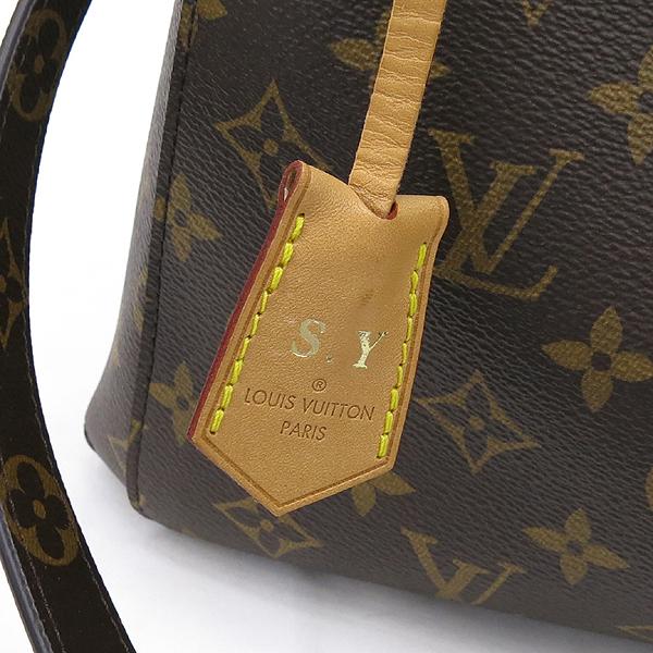 Louis Vuitton(루이비통) M41056 모노그램 캔버스 몽테뉴 MM 토트백 + 숄더스트랩 2WAY [강남본점] 이미지4 - 고이비토 중고명품