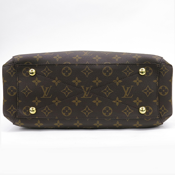 Louis Vuitton(루이비통) M41056 모노그램 캔버스 몽테뉴 MM 토트백 + 숄더스트랩 2WAY [강남본점] 이미지5 - 고이비토 중고명품