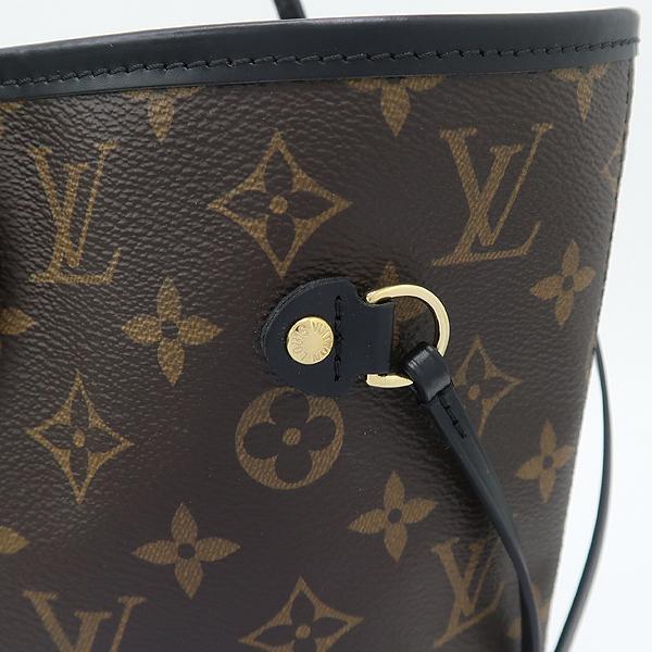 Louis Vuitton(루이비통) M42844 모노그램 월드 투어 네버풀 MM 숄더백 + 보조파우치 [강남본점] 이미지4 - 고이비토 중고명품